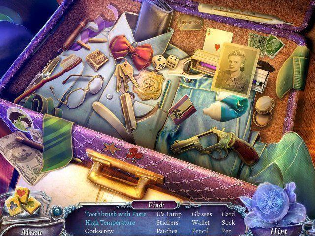 Tajemství zločinu: Karmínová Lilie
