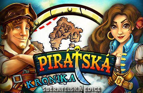Pirátská kronika. Sběratelská edice