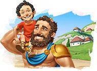 Die 12 Heldentaten des Herkules V: Die Kinder Griechenlands. Sammleredition