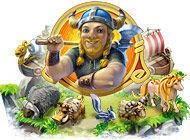Details über das Spiel Farm Frenzy: Helden der Wikinger