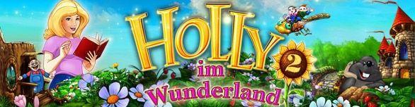 Holly im Wunderland