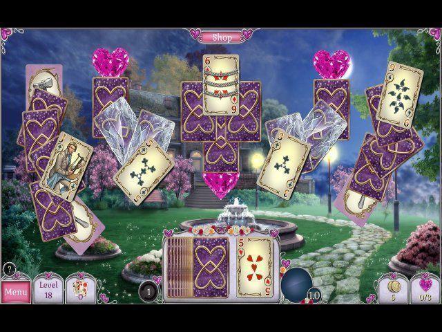 Screenshot  «Jewel Match Solitaire: L'Amour» № 4