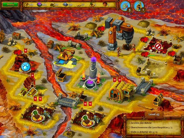 Screenshot  «Moai 6: Unerwartete Gäste» № 7