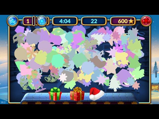 Screenshot  «Shopping Clutter 2: Christmas Square» № 4