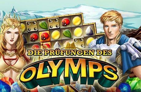 Die prüfungen des Olymps
