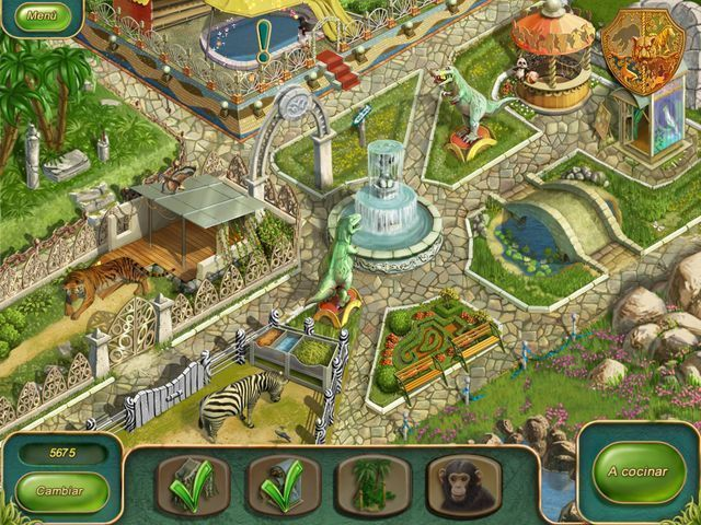 Gourmania 3: Zoo Zoom download free en Español
