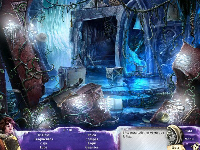 Mystery Stories – Montanas de la Locura en Español game