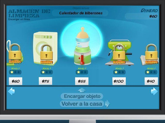 Nanny Mania 2 en Español game