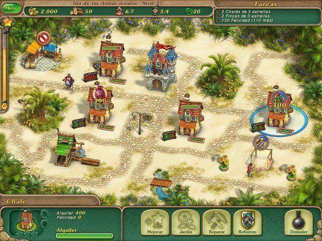 Royal Envoy en Español game