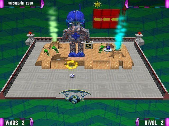 Smash Frenzy 2 en Español game