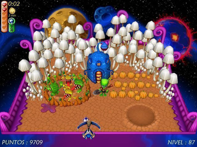 Smash Frenzy 4 en Español game
