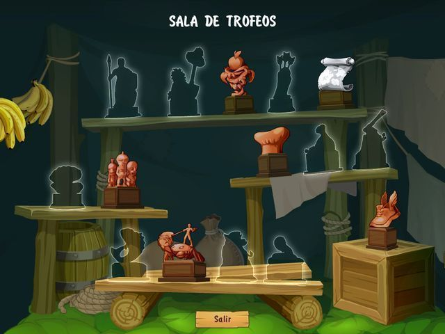 The Island: Castaway en Español game
