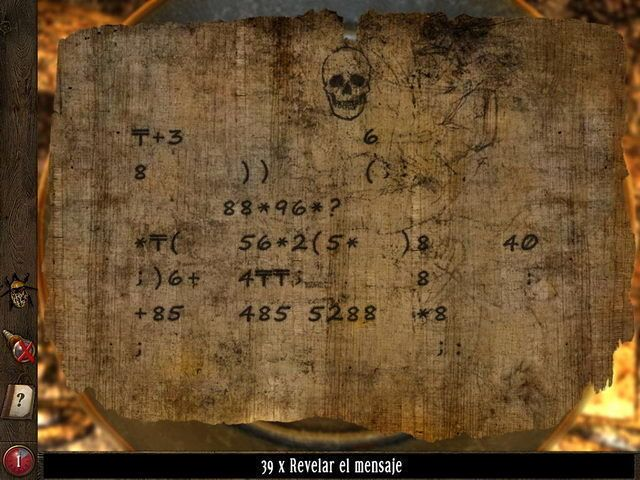 Treasure Island: The Gold Bug en Español game