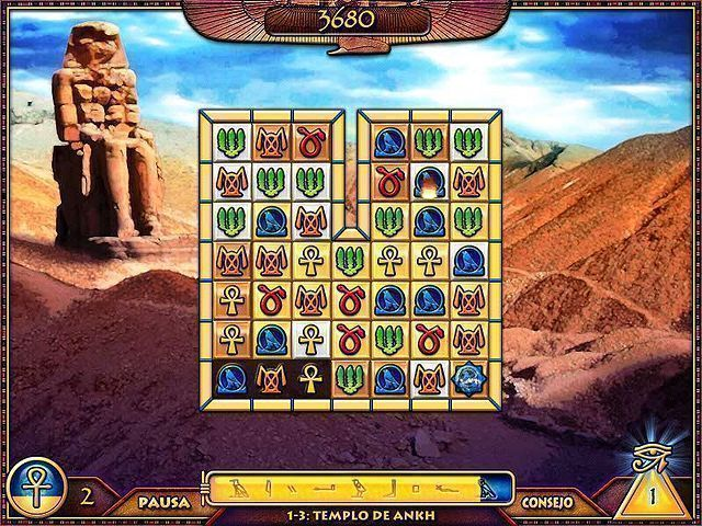 Treasure Pyramid download free en Español