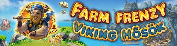 Farm Frenzy: Viking Hősök