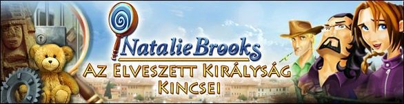 Natalie Brooks: Az Elveszett Kirlysg Kincsei