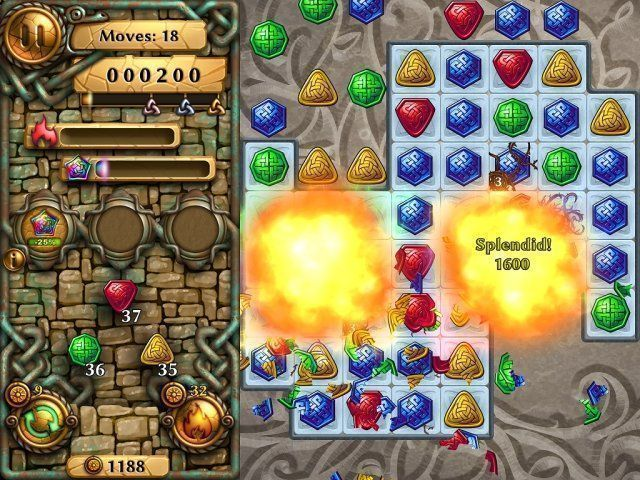 Gioco Jewel Tree: Match It download italiano