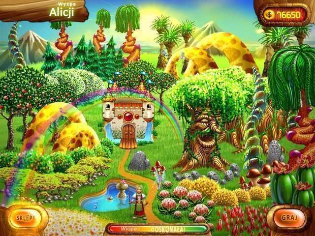 Owocowy Raj 2: Zaczarowane Wyspy Gra Bezpłatne