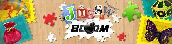Jigsaw BOOM - Zdobądź prestiżowy tytuł Mistrza Puzzli
