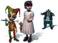 Gra Upiorny Park: Straszne Opowieści