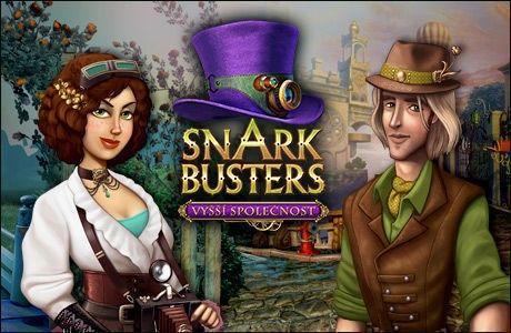 Snark Busters: Vyšší společnost