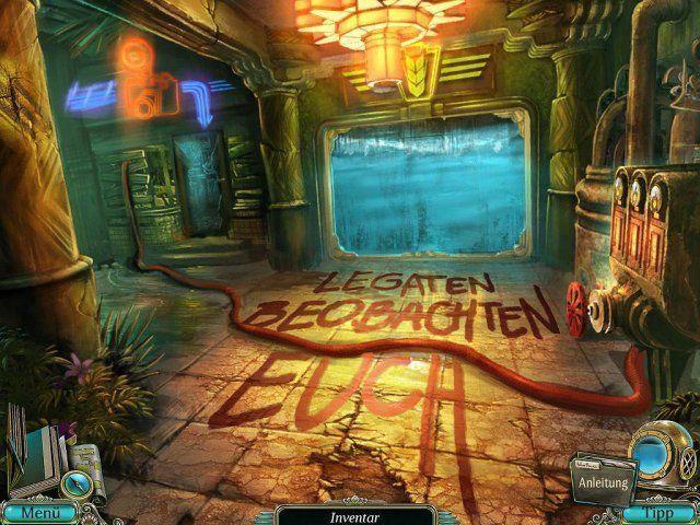 Abyss: Die Geister von Eden Sammleredition