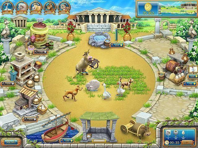 Farm Frenzy: Das Antike Rom
