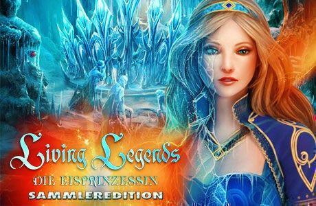 Living Legends: Die Eisprinzessin. Sammleredition