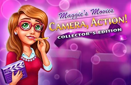 Maggie's Movies: Camera Action! Collector's Edition