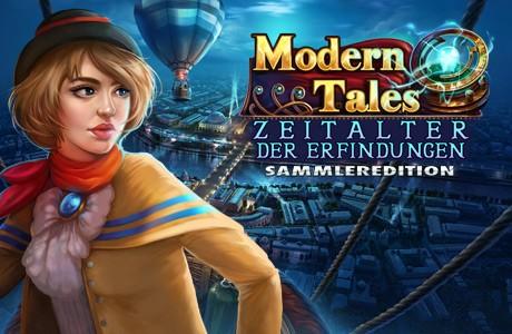 Modern Tales: Zeitalter der Erfindungen. Sammleredition