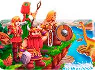 Details über das Spiel Viking Heroes 2. Sammleredition