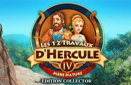 Les 12 Travaux d'Hercule IV: Mère Nature. Edition collector