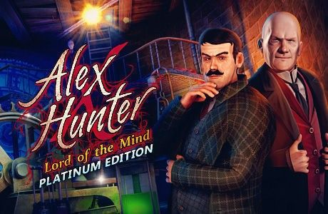 Alex Hunter: Lord of the Mind. Platinum Edition