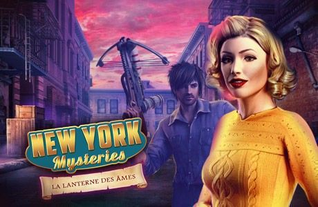 New York Mysteries: La Lanterne des Âmes
