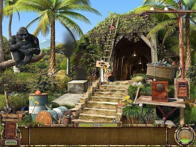 Skarb na Tajemniczej Wyspie: Bramy Przeznaczenia